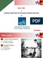 Ponencia Herramientas para incrementar la venta de Publicidad  David Pérez OJD para AEPG