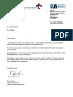 2010 10 LLA CILT letter