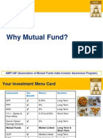 Invest in Mutual Fund AMFI