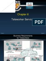 WAN CH 6 -Teleworker Services
