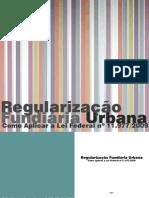 cartilha_11977 Regularização Fundiária Urbana