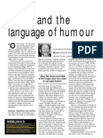 Billig- Freud and the Language of Humour