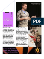 FCC Newsletter May '13