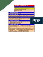 Statutory Check List F10