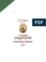 Mertz Ungarische Op.1
