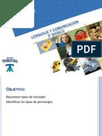 tiposdenarradorypersonajes-120316145300-phpapp01