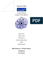 Laporan Fisika XI IPA 1