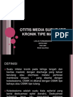 Referat Otitis Media Supuratif Kronik Tipe Maligna