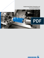 Engineering Plastic Properties and Processing Guidelines