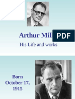 Arthur Miller - Life and Works Presentation