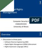 463.6 Digital Rights Management