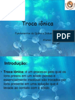 1Troca iônica