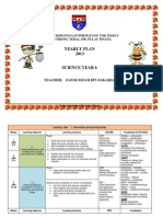 117915401 Yearly Plan Science Year 6 2013
