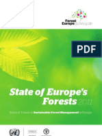 Forest Europe Report 2011 Web