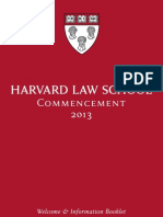 HLS Commencement Info Book