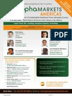 Jatropha Markets Americas Brochure