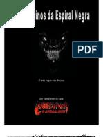 Lobisomem - O Apocalipse (3ª Edição) - Livro de Tribo - Dançarinos da Espiral Negra (BR) (PT) www.mestredamestria.blogspot.com