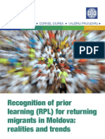 50_15_IDIS Report - Recognition of Prior Learning for Returning Migrants in Moldova - Realities and Trends
