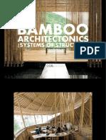 Bamboo Architectonics