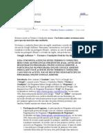 Contrato Google Adsense