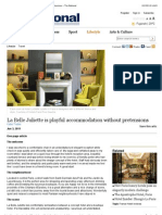 La Belle Juliette is playful accommodation without pretensions - The National.pdf