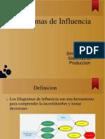 Diagramas de Influencia
