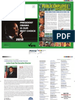 Newsletter - Nov 2012 Public Employee Maryland Council 67