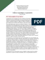 Programa_Arqueometría 2011-II