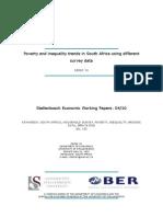 Poverty trends SA Derek Yu 2010.pdf