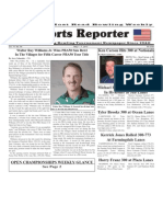 May 1 - 7, 2013 Sports Reporter