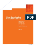 CMF Crowdfunding Study