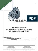 Informe tecnico CANTERAS