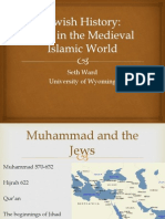 Medieval Jewish History in Islamic Lands