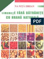 95131148 Tinerete Fara Batranete Cu Hrana Naturala