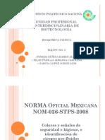 NOM-026-STPS-2008 [Sólo lectura]