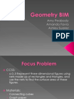 BIM Presentation Geometry