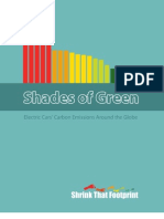 Shades of Green Full Report