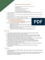 Best+Practices+for+SQL+Server+DBA