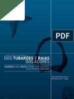 Catálogo ilustrado dos Tubarões e Raias dos Açores