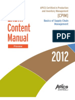 ECM BSCM Preview Exam Content Manual 12