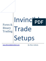 Invincible Trade Setup