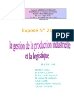 21.La Gestion de La Production