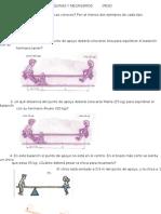 Máquinas y mecanismos ejercicios
