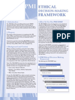 Ethical Decision Making Framework - FINAL
