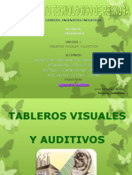 03 Tableros Visuales y Auditivos