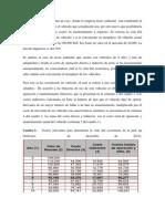 Analisis de Reemplazo de Automovil en Empresa Tecnoambiente. Final