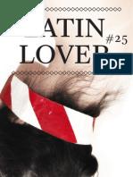 Latin Lover 25 - 2013