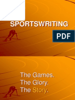 sportswriting (2).ppt