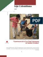 Experiencia Caso de Estudio Cambio Climatico Colombia