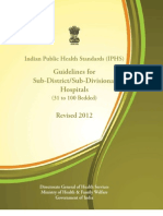 Sub District Sub-Divisional Hospital